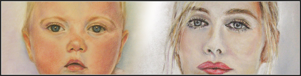 Portrait Paintings - Portrait Artist
